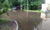 Петербуржцев предупредили о возможном затоплении улиц