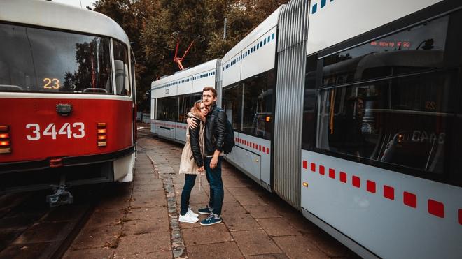 В 2018 году в Петербурге появятся электробусы на Невском