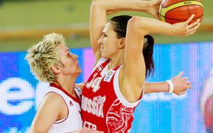 Российские баскетболистки выиграли чемпионат Европы-2011