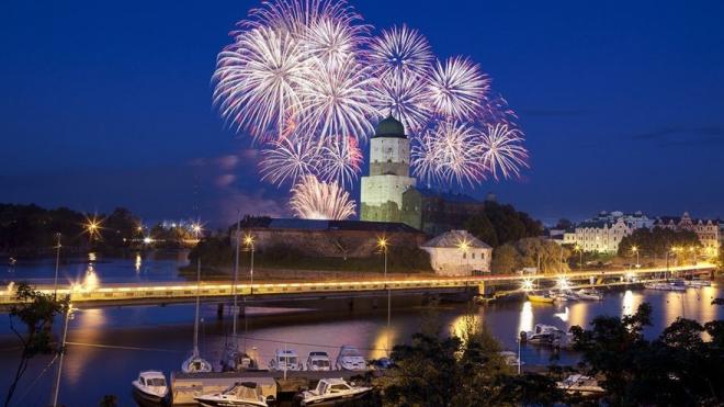 Программа празднования Дня рождения Ленинградской области