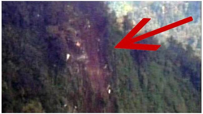 Спасатели высадились на место крушения Sukhoi SuperJet-100