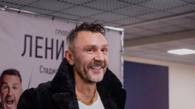 Сергей Шнуров переделал арку дома под личный гараж