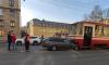 Петербуржцы задержали виновника ДТП с трамваем на Маршала Говорова