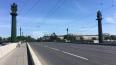 В Петербурге на этой неделе разведут только один мост
