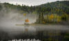 Во вторник, 19 ноября, Ленобласть окутает туман