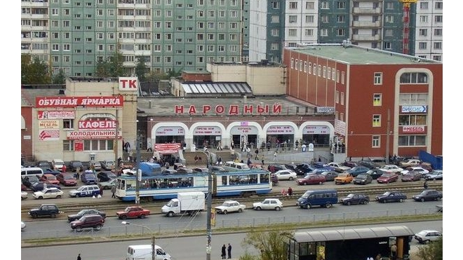 Снос ларьков в Петербурге не обошелся без конфликтов