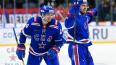 СКА одержал 12-ю победу подряд в КХЛ, обыграв в овертайме ...