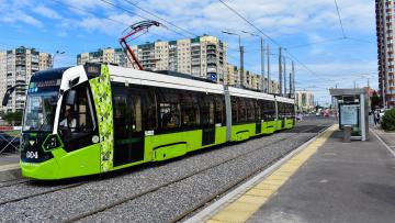 """Осенью состоится запуск новых линий трамвая """"Чижик"""""""