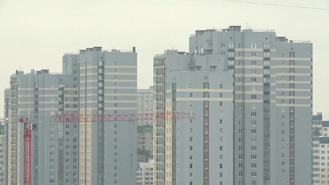 В петербургскую недвижимость стали почти на треть меньше инвестировать