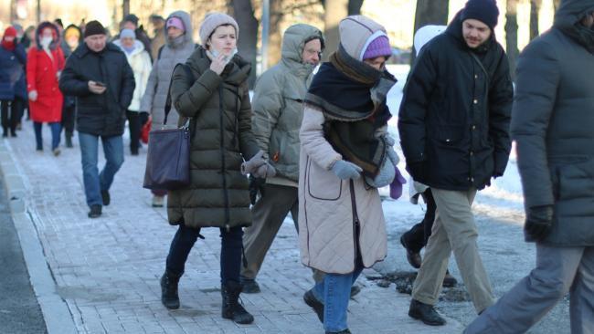 Петербуржцы требуют прекратить застройку Центрального района