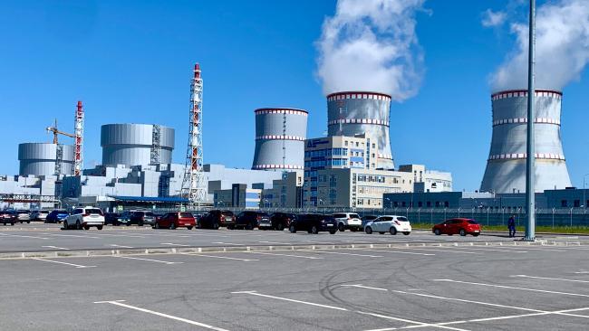 ЛАЭС в январе-марте выработала около 7 млрд кВт часов электроэнергии