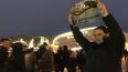 В Петербурге вышли на протесты в защиту пляжа Финского ...