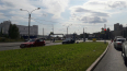 На Дальневосточном проспекте автоледи снесла светофор