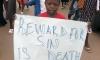 В Уганде введут пожизненное заключение для геев