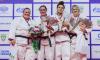 Выборжанка Евгения Кондрашова завоевала бронзу на Чемпионате России по дзюдо