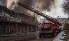 В Новосибирской области при пожаре в ТЦ погиб человек