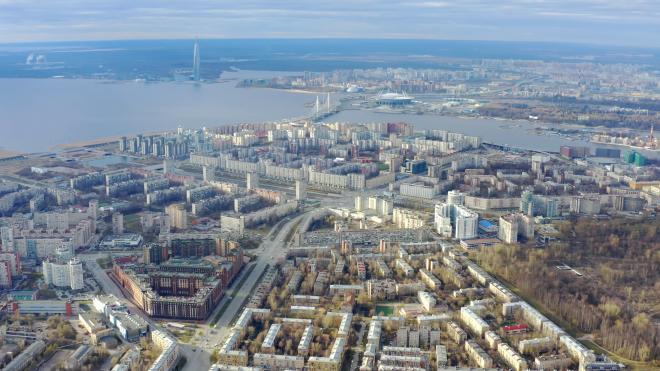 Самый грязный воздух в Петербурге оказался на Васильевском острове