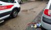Очевидцы: на территории церкви на Лиговском неизвестный ударил ножом мужчину