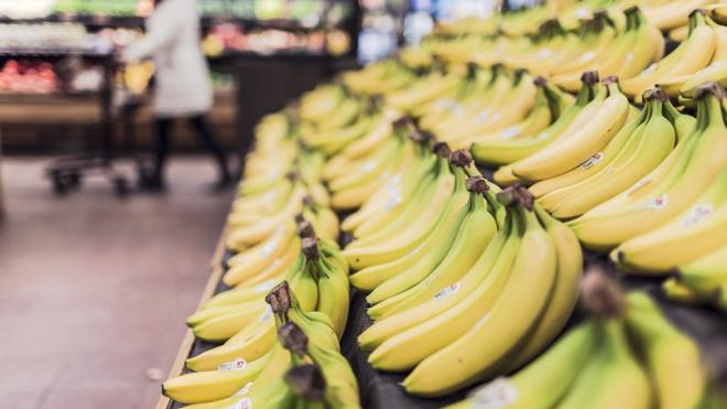 В польские универмаги вместе с бананами завезли 170 килограммов кокаина