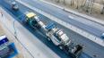 В Гатчинском районе начался ремонт двух магистралей