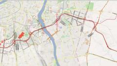 Правительство РФ выделяет около 1 млрд руб на транспортную развязку между ЗСД и Витебским проспектом