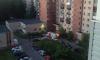 На проспекте Ветеранов утром горела квартира в многоэтажном здании