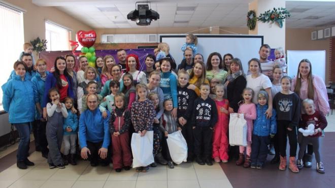 Выборжане приняли участие в форуме молодых семей Ленобласти