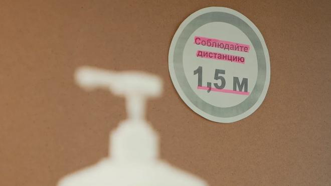 Более 1500 петербуржцев заплатили штраф за нарушение COVID-ограничений