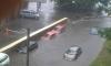 Наводнение в столице: москвичам оказывают помощь сотрудники МЧС