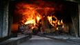 В Омске невменяемый дед сжег в печи 2-летнего внука