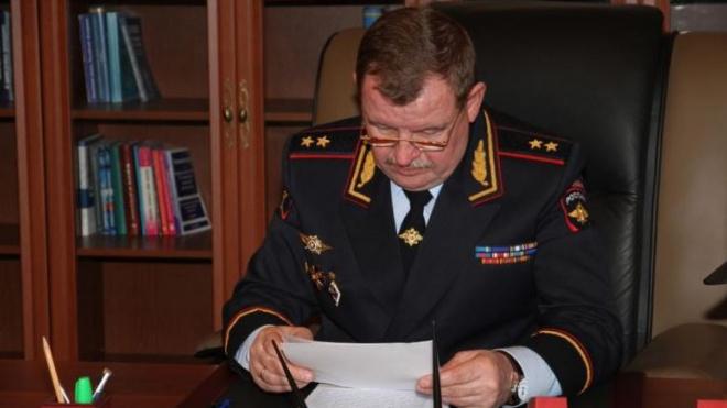 Сергей Умнов переезжает в Москву: бывший глава петербургской полиции назначен помощником главы МВД РФ