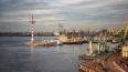 В Большом порту Петербурга танкер с нефтью врезался ...