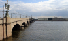 Футбол вносит изменения в график разводки Троицкого моста