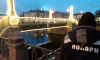 Реку Волковку в Петербурге избавили от разлива нефтепродуктов
