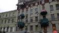 На Казанской площади балкон обрушился на головы прохожих