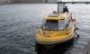 Новый аквабус сломался в первый же день работы на Неве