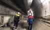 Смольный продлил контракт на 3 станции фиолетовой линии метро до декабря