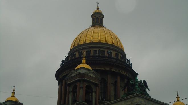 Исаакиевский собор стал новым православным символом Петербурга
