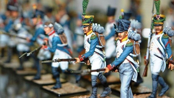 Первый музей оловянного солдатика открылся в Петербурге