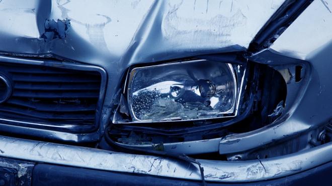 В первые числа ноября в Петербурге произошло более 1000 аварий