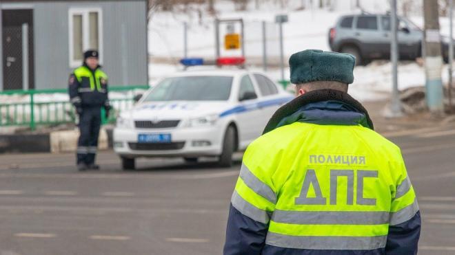 На Софийской улице два пьяных дебошира напали на инспекторов ГИБДД