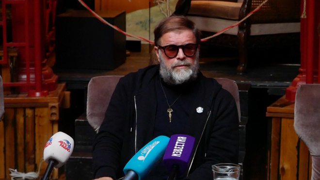 Борис Гребенщиков заболел после запрета на въезд на Украину