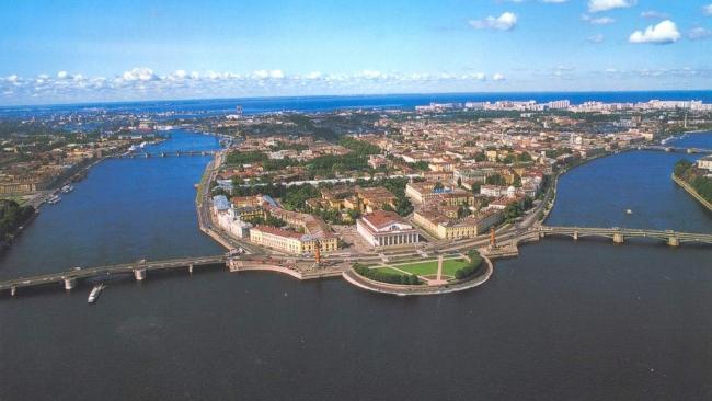 Электрический кабель будет проложен по дну Финского залива к Васильевскому острову