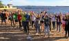 Молодежь зажгла в День молодежи на пляже Выборга