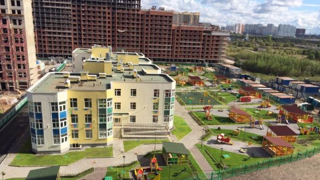 На Пулковском шоссе из-за дефицита бюджета пустует детский сад