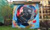 В Петербурге появились граффити с тамагочи и Polaroid