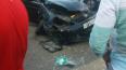 В страшном ДТП на проспекте Ветеранов пострадали четыре ...