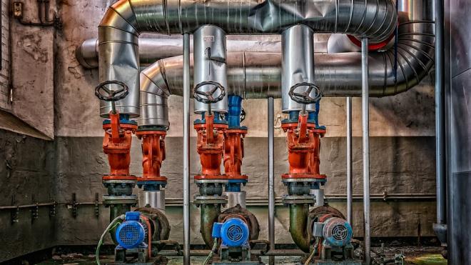 В Рощино заменили теплосеть и систему водоснабжения