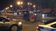 На пересечении улицы Сизова и проспекта Испытателей ...