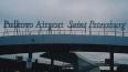 Самолету из Мурманска пришлось вечером менять курс ...
